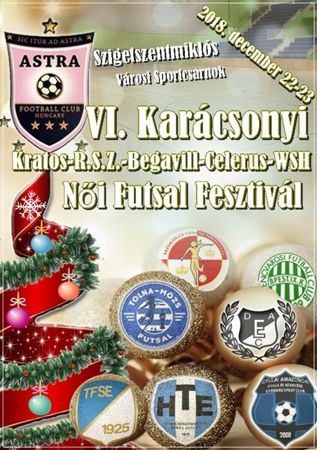 Karácsonyi Futsal Fesztivál