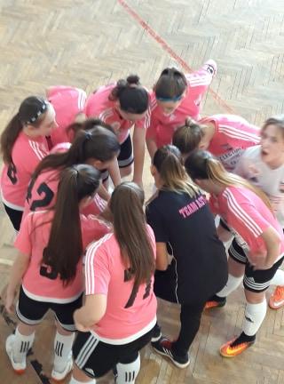 U15-ös csapatunk bent van a döntőben!