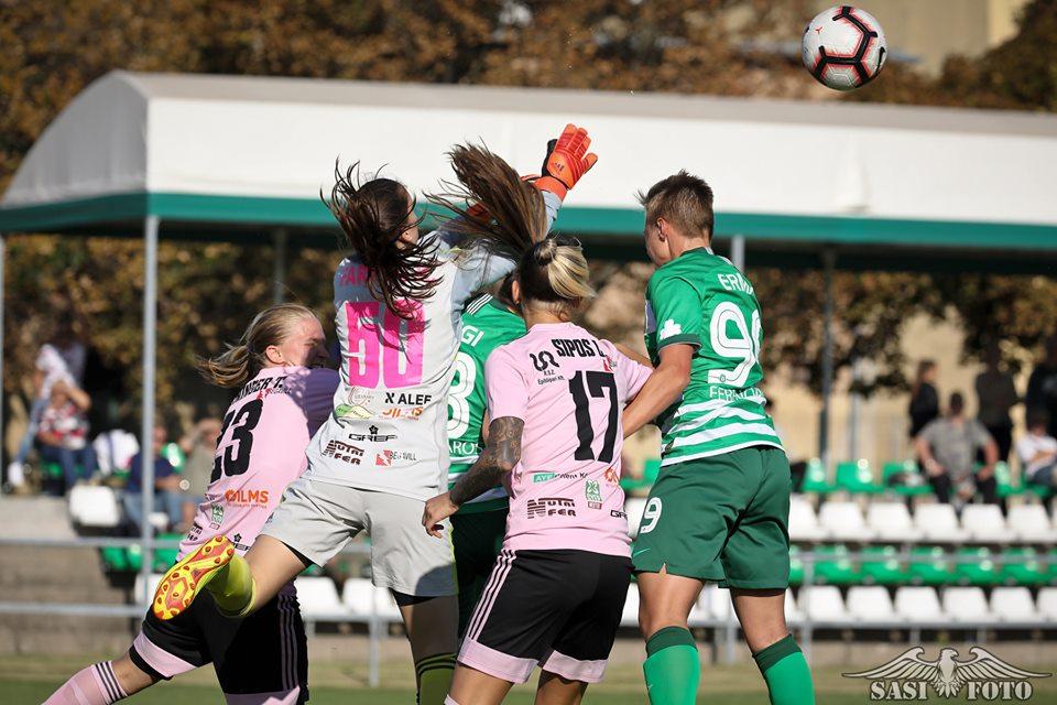 Vállalható vereség a Ferencvárostól