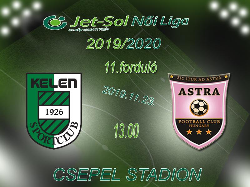 Jet-Sol Liga: Kelen, Futsal: DEAC