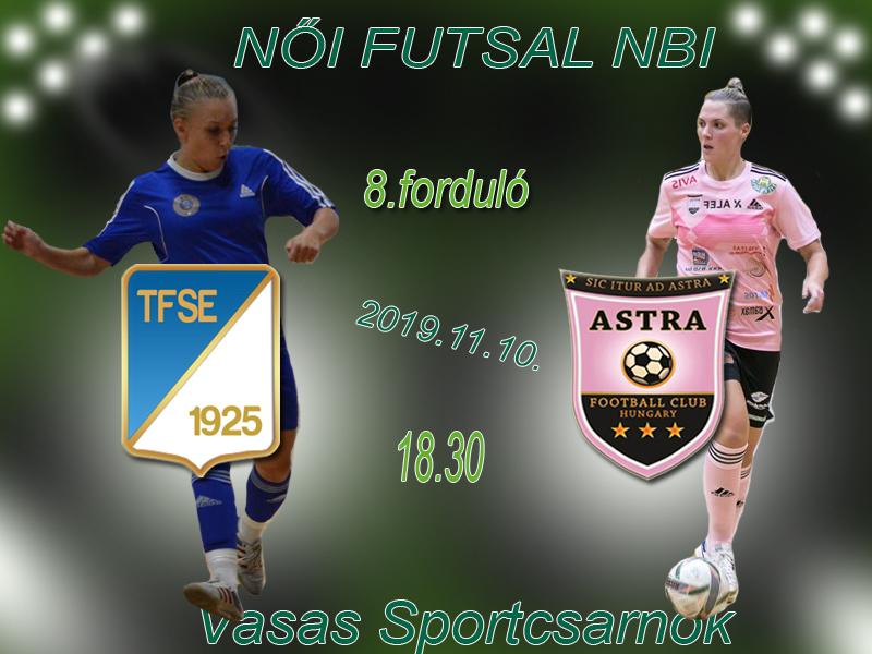 Futsal csapatunk rangadót játszik hétvégén